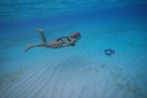 aida cruise stingray city snorkel