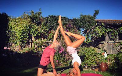 Meine Yoga-Routine