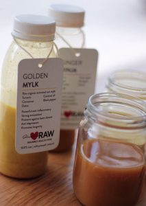 Golden Milk bulletproof coffee