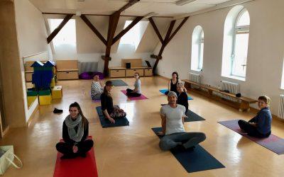 Online Yogalehrer-Ausbildung Regensburg