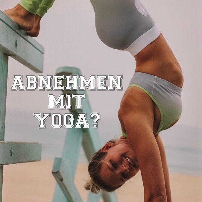 Abnehmen und Muskelaufbau mit Yoga