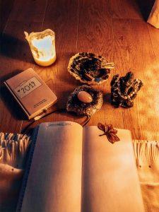 Journaling Fragen Jahresrückblick - Vorsätze