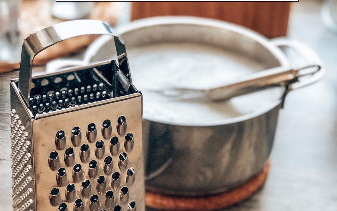 Waschmittel selber machen DIY Rezept