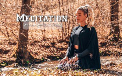 Yoga Blog Meditation Wirkung und Anleitung
